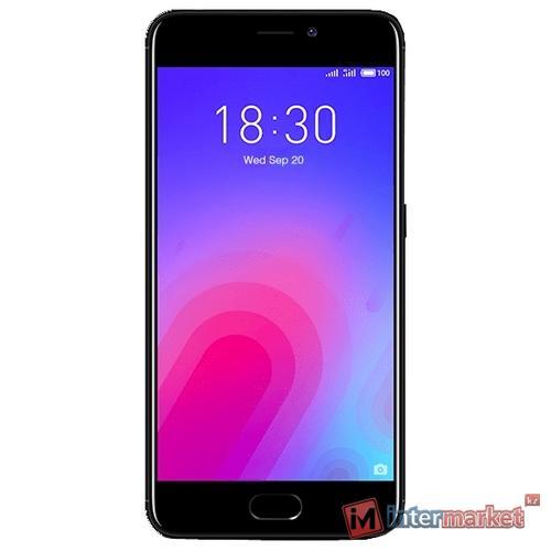 Смартфон Meizu M6 16GB Black