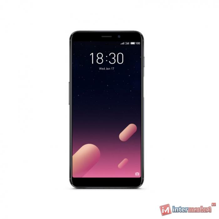 Смартфон Meizu M6s 32GB, Black