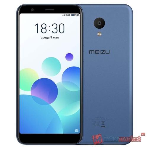 Смартфон Meizu M8c Blue