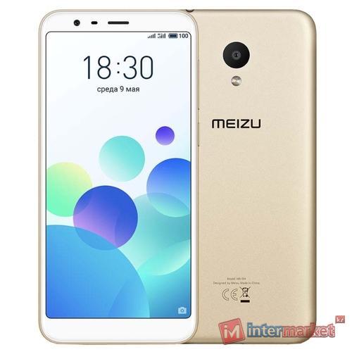 Смартфон Meizu M8c Gold