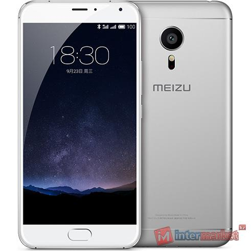 Смартфон Meizu Pro 5, Silver-White