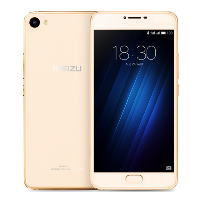 Смартфон Meizu U10 16Gb, Gold