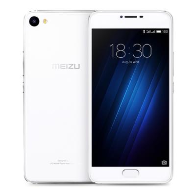 Смартфон Meizu U10 16Gb, Silver-W