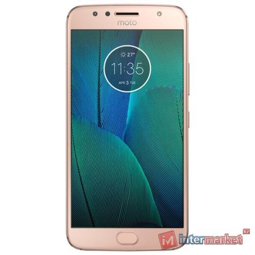 Смартфон Motorola Moto G5s Plus 32GB Gold