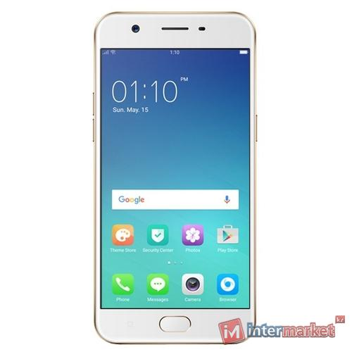 Смартфон OPPO A57 Gold
