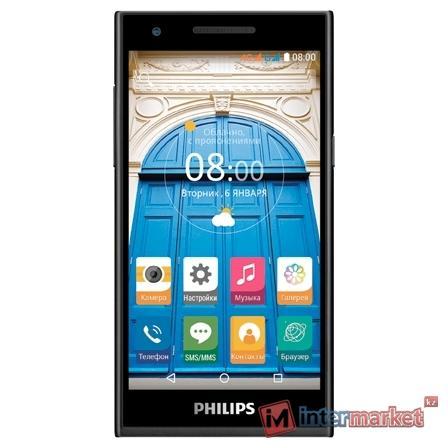 Смартфон Philips S396 LTE, Black