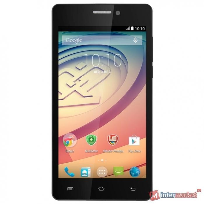 Смартфон Prestigio MultiPhone Wize C3, Black