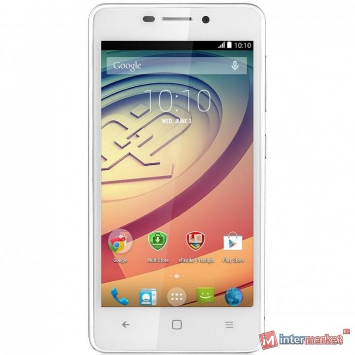 Смартфон Prestigio MultiPhone Wize F3, White
