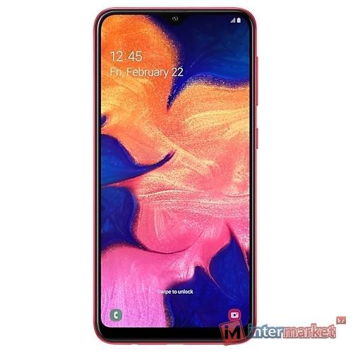 Смартфон Samsung Galaxy A10 Red