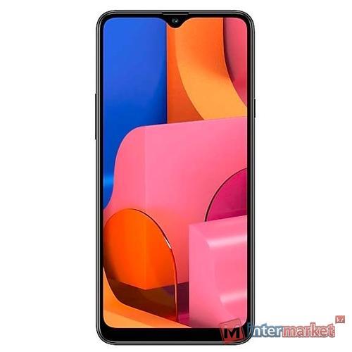 Смартфон Samsung Galaxy A20s Black