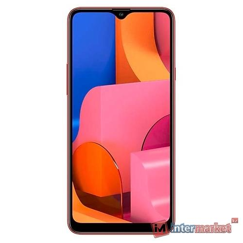 Смартфон Samsung Galaxy A20s Red