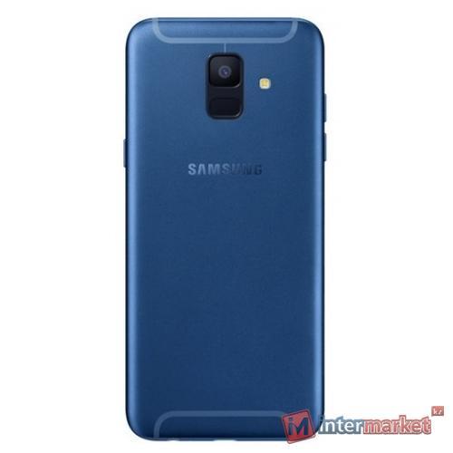 Смартфон Samsung Galaxy A6+ 32GB, Blue