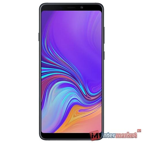Смартфон Samsung Galaxy A9 (2018) 6/128GB Black