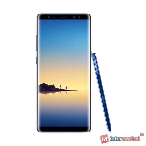 Смартфон Samsung Galaxy Note8 64GB, Blue