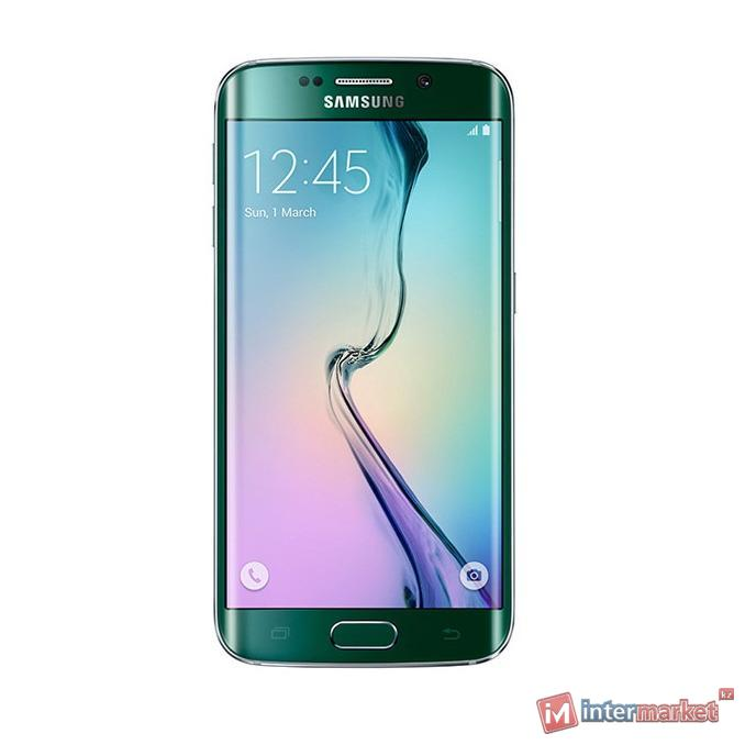 Смартфон Samsung Galaxy S6 Edge 32Gb SM-G925F, Green