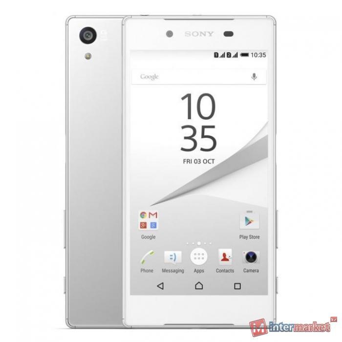 Смартфон Sony Xperia Z5 Dual, White