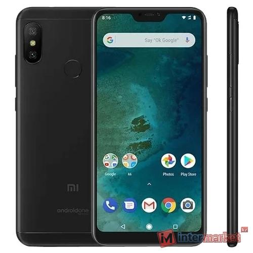 Смартфон Xiaomi Mi A2 Lite 4/32GB Black
