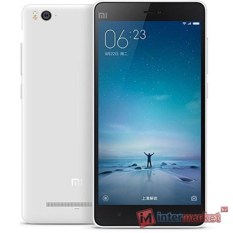 Смартфон Xiaomi Mi4C, 32Gb, White