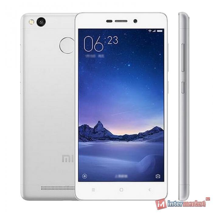 Смартфон Xiaomi Redmi 3 Pro, 32Gb, Silver-White