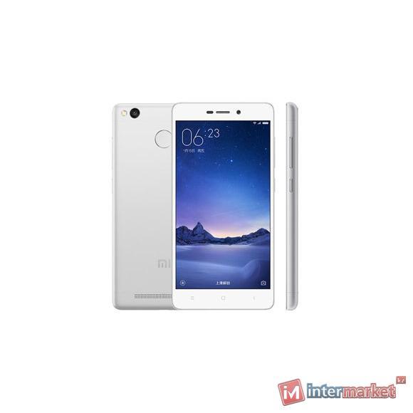 Смартфон Xiaomi Redmi 3S 16Gb, Silver