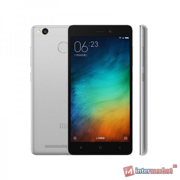 Смартфон Xiaomi Redmi 3S, 32Gb, Gray-Black