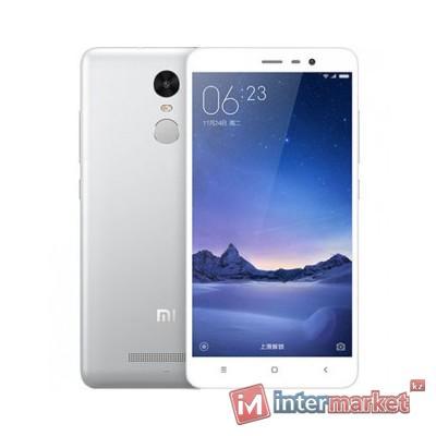 Смартфон Xiaomi Redmi Note 3, 32Gb, Silver
