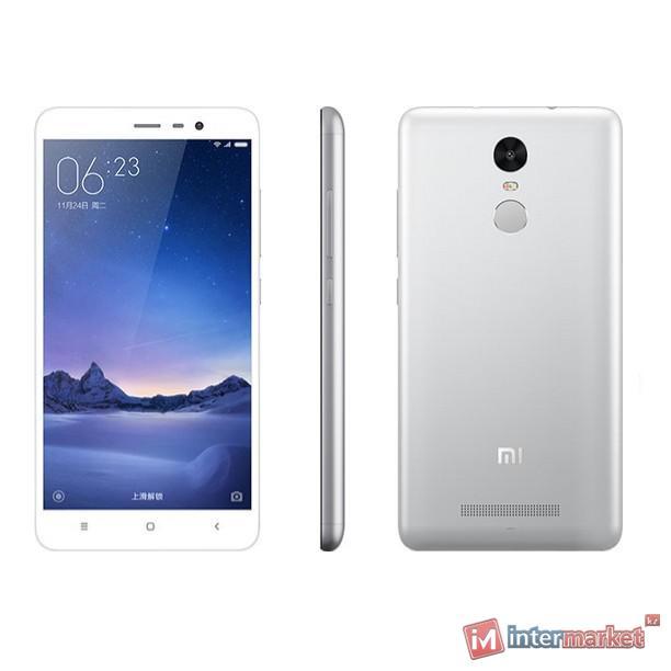 Смартфон Xiaomi Redmi Note 3 Pro 32Gb, Silver (уценка)