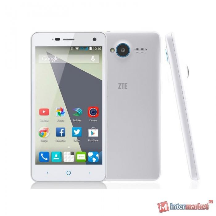Смартфон ZTE Blade X3, White