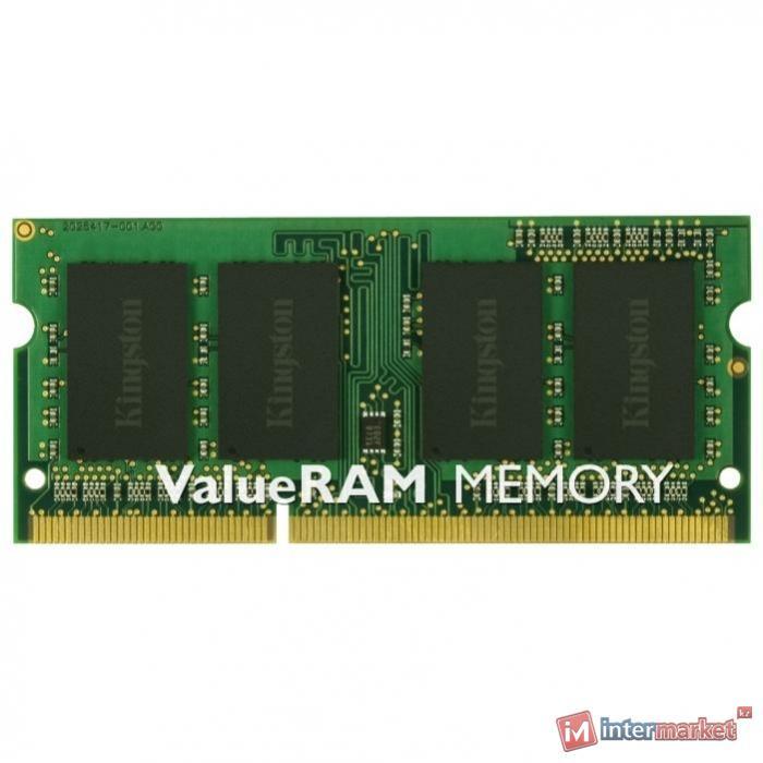 Оперативная память Kingston KVR16S11S8/4, Box