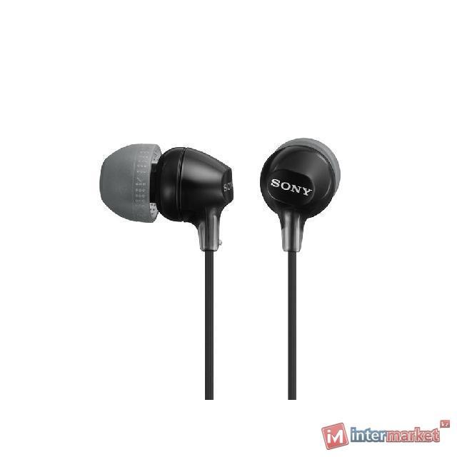 Наушники Sony MDR-EX15LP, Black