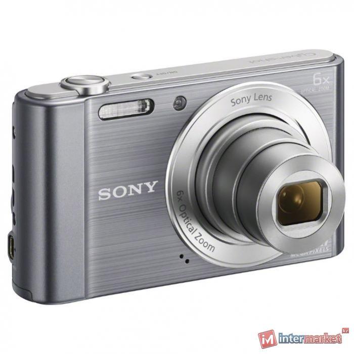 Фотоаппарат Sony Cyber-shot DSC-W810, Silver