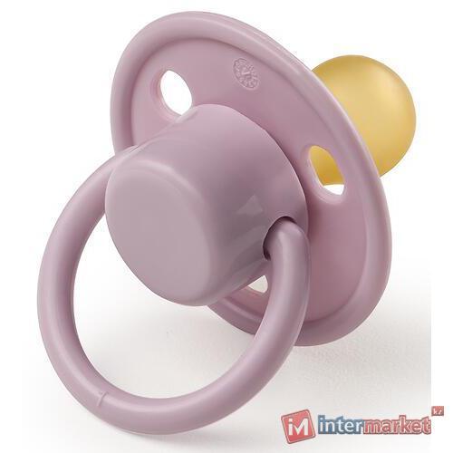 Соска-пустышка Happy Baby латексная 12-24 мес 13025 Violet
