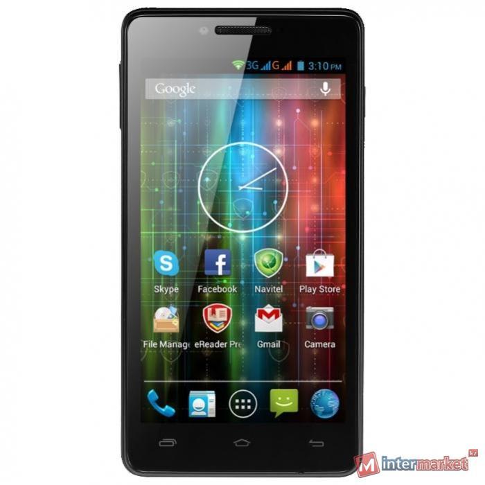 Смартфон Prestigio MultiPhone 5500 Duo, Black