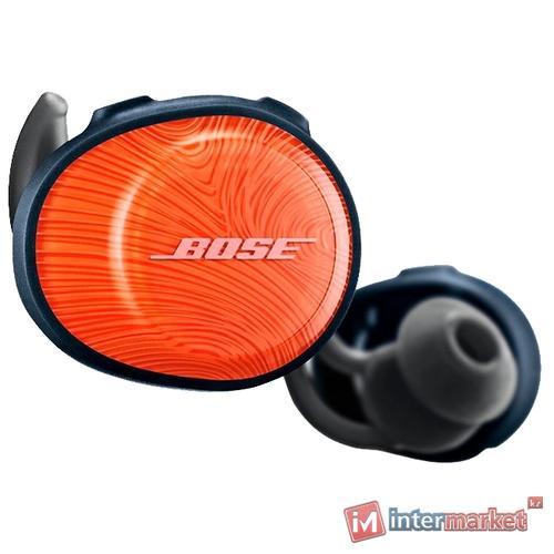 Наушники Bose SoundSport Free Orange