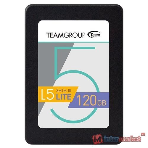 Твердотельный накопитель Team Group L5 LITE 120GB