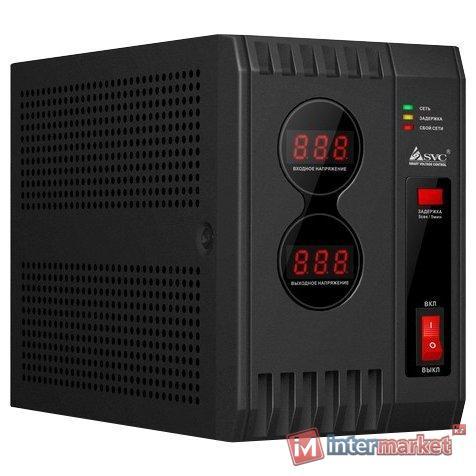 Стабилизатор напряжения однофазный SVC AVR-1000