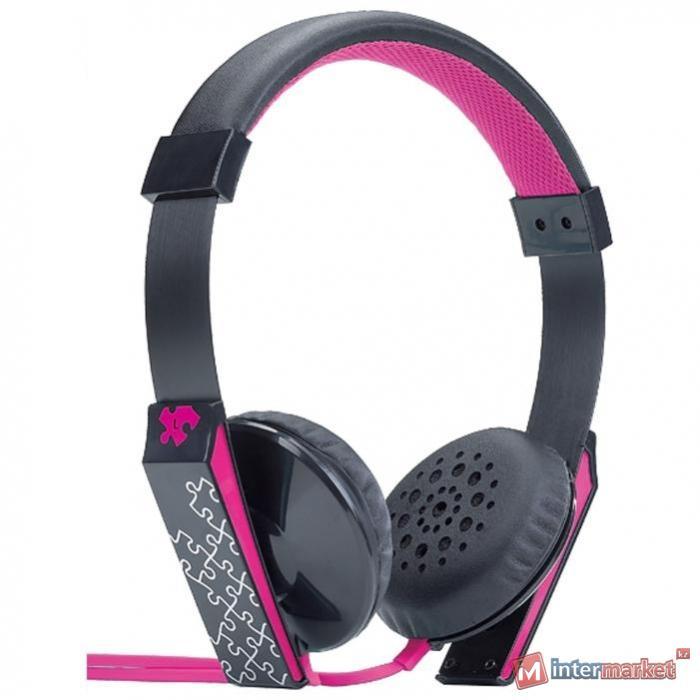 Наушники Genius GHP-460S, Pink