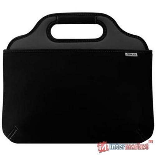 Сумка для ноутбука ASUS, CarryCase O2XYGEN, up to 10, black-gray
