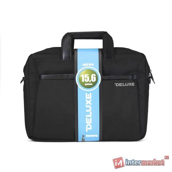Сумка для ноутбука Deluxe DLNB-401B-P15.6