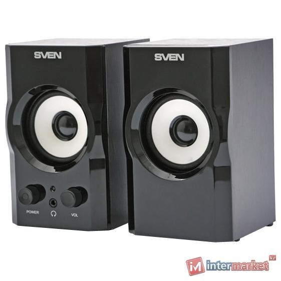 Колонки SVEN Speakers SPS-605, black