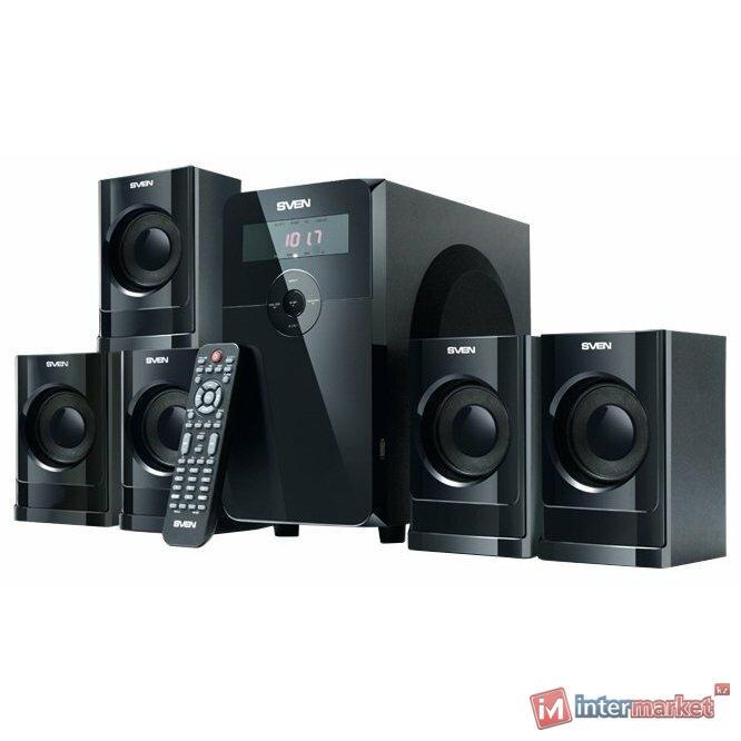 Комплект акустики Speakers SVEN HT-200, black