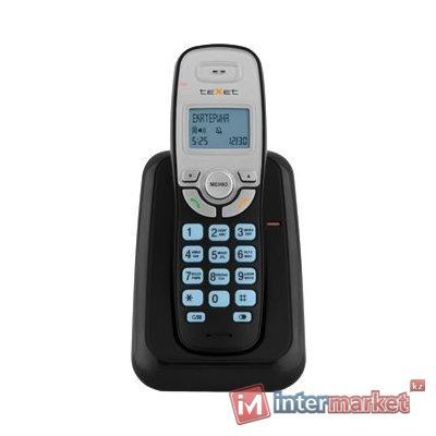Телефон беспроводной Texet TX-D6905A черный
