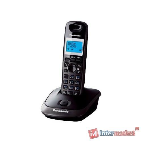 Телефон Panasonic KX-TG2511CAT (black)