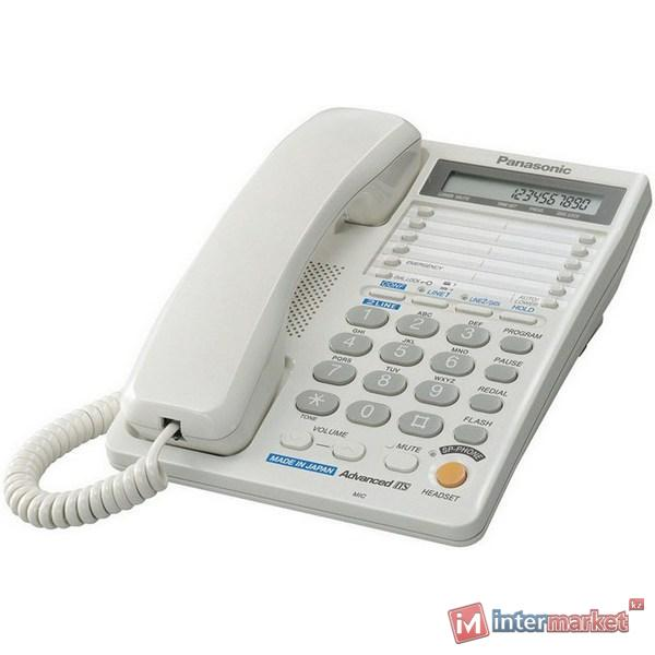 Телефон Panasonic KX-TS2368, White