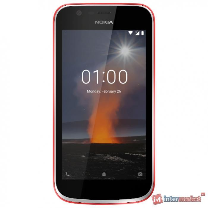 Телефон сотовый NOKIA 1 (Red)