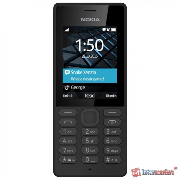 Телефон сотовый NOKIA 150 (Черный)