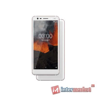 Смартфон Nokia 3.1 Dual Sim White
