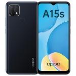 Телефон сотовый OPPO A15s Dynamic Black