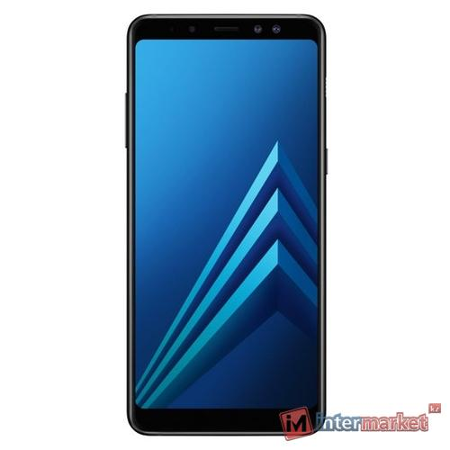 Смартфон Samsung Galaxy A8+ SM-A730F/DS Black