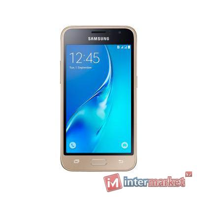 Смартфон SAMSUNG SM J 120 Galaxy J1 LTE Duos FZDDS (gold)